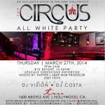 Circus LA All White Party